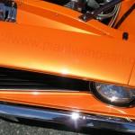 Bright Orange Candy Pearls ®
