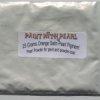 25 gram bag of Orange Satin Ghost Pearl