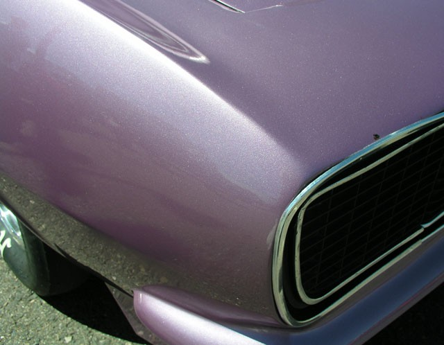 Violet Candy Pearls ® ® for Custom Paint and various Coatings.