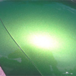 Apple Green Candy Pearls ® Headlight