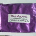 25 gram bag of Purple Candy Pearl