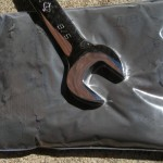 wrenching bag of Black Thermochromic Paint Pearls