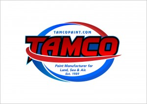Tamco Quality Paints Logo. One of the quality wet paints shipped free by Paint With Pearl.