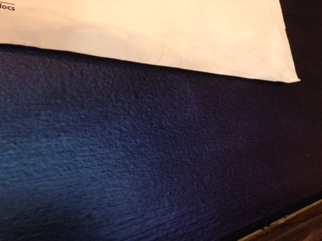 Chameleon Faux Finish wall from Blue Angle.